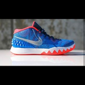 Nike Kyrie 1 fourth of July size 11.5